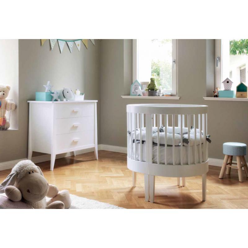 Pali-Baby Crib set Pali Lab...